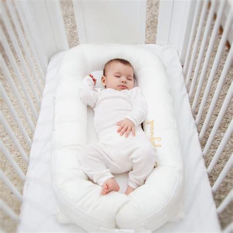 baby sleep bed sleepyhead deluxe pod 0 8 months pristine white baby
