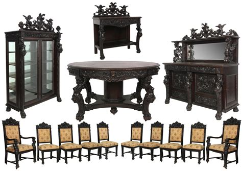 lots   century period american furniture tiffany studios pieces