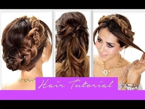 3 amazingly easy back to school hairstyles how to