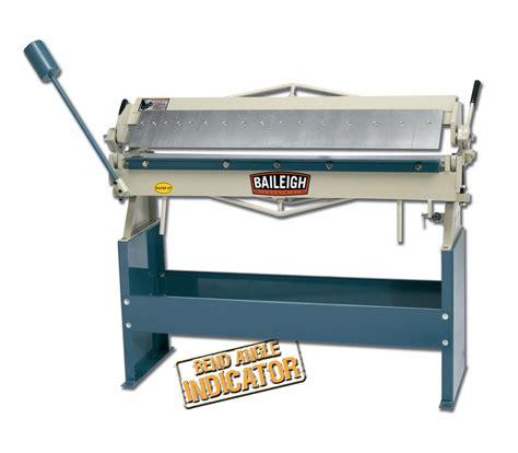 box  pan  sheet metal brake baileigh industrial