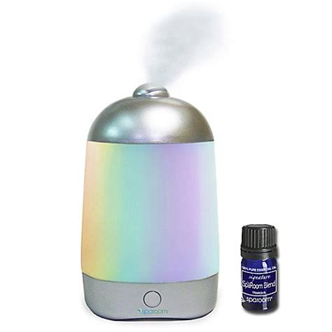 bed bath and beyond aromatherapy sparoom 174 spamist ultrasonic aromatherapy diffuser bed