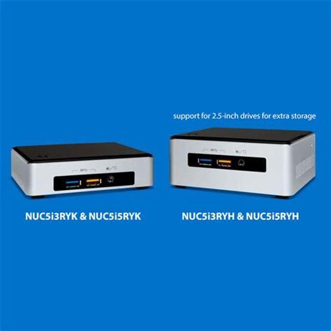 Intel Nuc5i3ryh 16h10x Minipc I3 intel nuc nuc5i3ryh mini pc 5th intel i3 intel hd