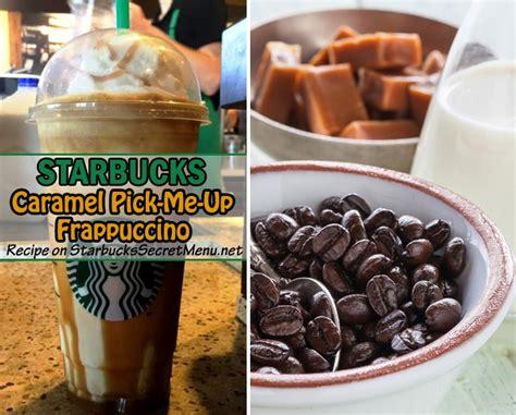 Sprei Kintakun Size King Starbucks Coffee starbucks caramel me up frappuccino starbucks secret menu