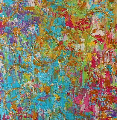 biography of abstract artist kimberly conrad kimberly conrad life art business life in circles 10
