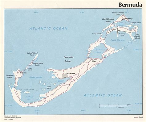 bermuda island map bermuda country profile visitors guide