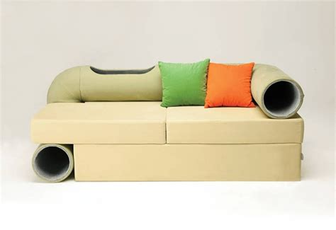 cat tunnel sofa 22 cozy furniture ideas for your beloved cat