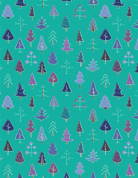 seasonal pattern en francais seasonal patterns on behance