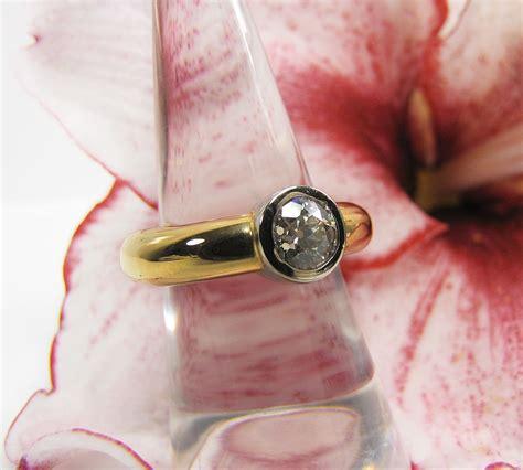 Verlobungsring Brillant by Antiker 1 00ct Diamant Verlobungsring Ring Brillant