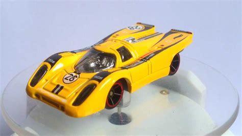 Hotwheels Porsche wheels porsche 917