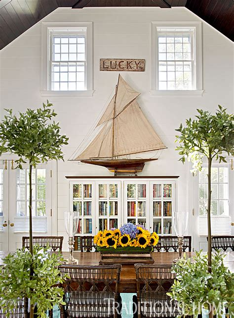 summer home a designer s nantucket summer home traditional home