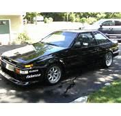 Timmo77 1986 Toyota Corolla Specs Photos Modification
