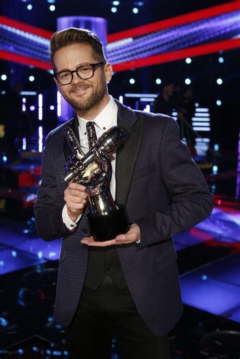 the voice season 6 winner is team ushers josh kaufman the voice 6 winner is josh kaufman of team usher
