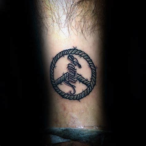 peace tattoos for men 70 peace sign tattoos for symbolic ink design ideas