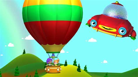 speelgoed luchtballon tutitu toys hot air balloon youtube