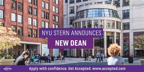 Nyu Part Time Mba Accepted by Nyu Names Rangarajan Sundaram New Dean Accepted