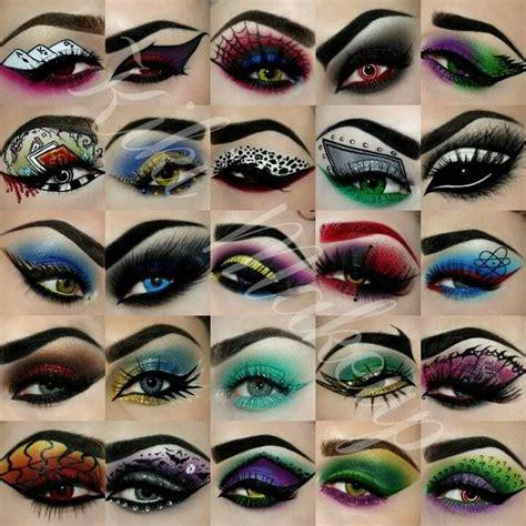 eye designs cool eye shadow designs