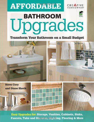 pdf affordable bathroom upgrades home