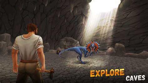 jurassic world the game mod apk offline the ark of craft 2 jurassic survival island mod apk