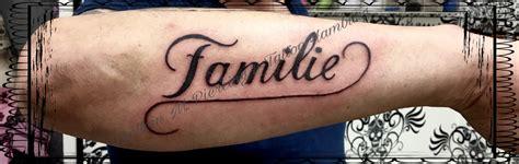 quot familie quot unterarm tattoo frollein m piercing und