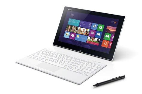 Laptop Tablet Sony Vaio World S Thinnest Win 8 Tablet Sony Vaio Tap 11 Gets A Price And A Release Date