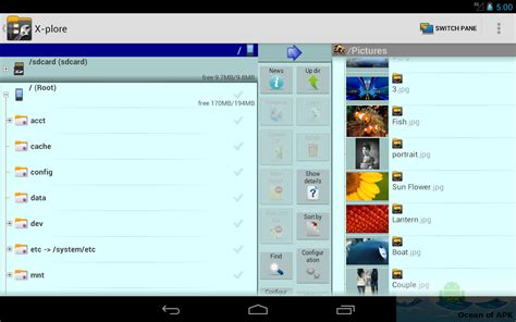 filemanager apk x plore file manager apk free