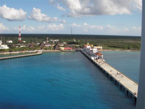 cozumel port port cozumel oh the places you ll go