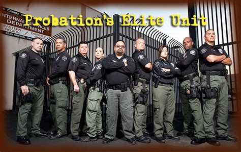 Virginia Probation Office by As Probation Arms More Officers Are They Getting The