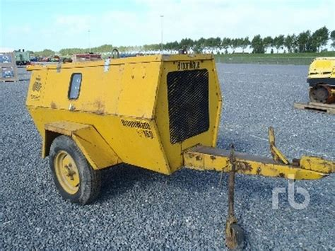 broomwade cv160 air compressor from netherlands for sale at truck1 id 1050828