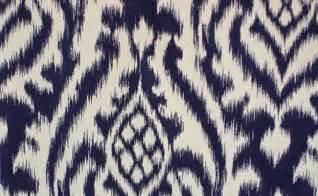 ikat pattern textile trend ikat