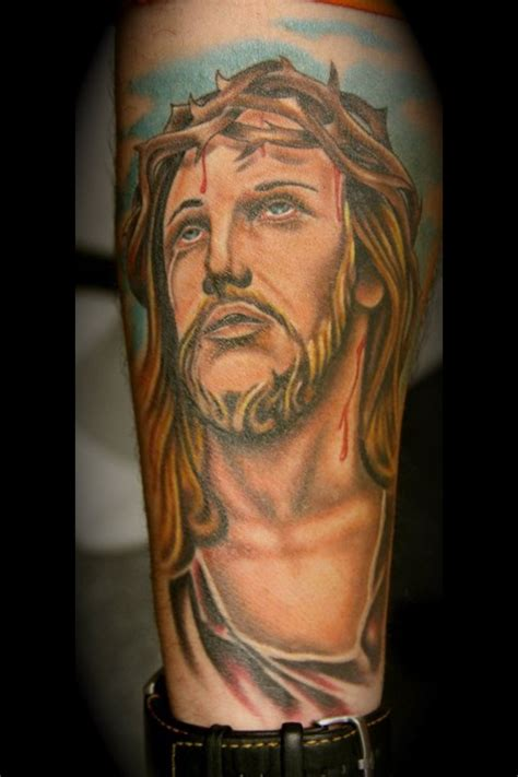 3d jesus tattoo jesus designs 3d images