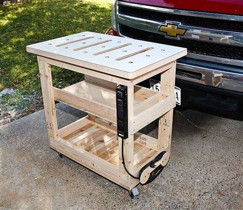 portable woodworking table portable work table mth 2867 jpg garage