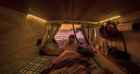 living on the 8 fascinating power vanlife couples see what happiness on the road looks like