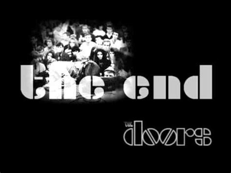 04 01 the end the doors live 1968