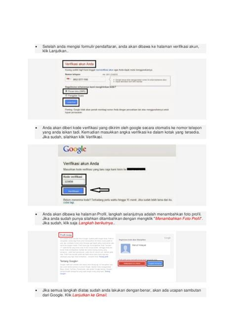 membuat emaildi gmail cara membuat email baru di gmail