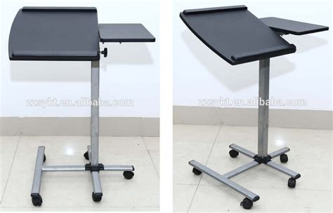 Laptop Desk With Wheels Movable Laptop Desks Carts Notebokk Computer Stand With Wheels Wholesale Buy Laptop Desk With