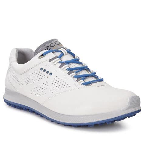 ecco mens biom hybrid 2 golf shoes 2017 golfonline