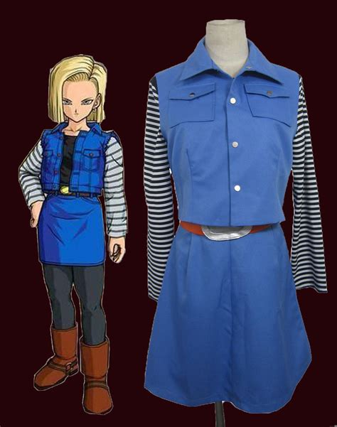 android 18 costume popular android 18 costume buy cheap android 18 costume lots from china android 18 costume