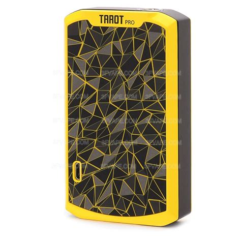 Tarot Pro 160w By Vaperasso Mod Authentic authentic vaporesso tarot pro 160w yellow tc vw box mod