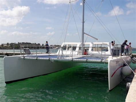 catamaran en venta en mexico contoy 65 en quintana roo catamaranes de vela de ocasi 243 n