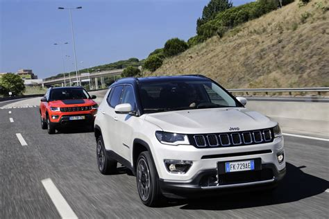 New Jeep Compass New Jeep Compass Officially Launched In Europe 38 Photos
