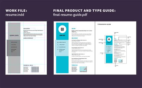 guide layout indesign create a professional resume adobe indesign adobe and