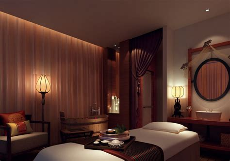 spa room ideas spa room interior rendering night 3d house free 3d