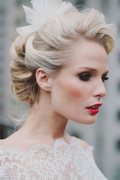 Wedding Hair For Brides by 70 Wedding Hairstyles For Your Big Day