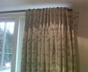 Single pinch pleat curtains contemporary other metro by victoria