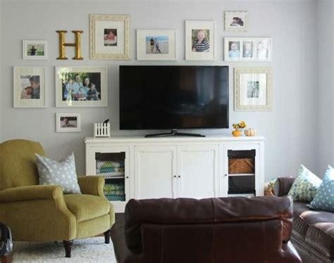decorating   flat screen tv living room ideas