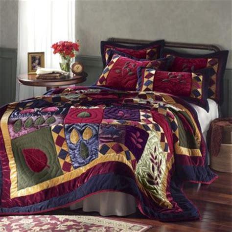 Velvet Patchwork Quilt King - velvet dreams quilt from seventh avenue 174 dw72610