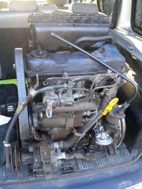 Gebrauchte Motoren Vw Diesel by Vw Golf 2 1 6 Diesel Motor In Kleinheubach Vw Teile