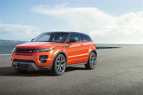 ford range rover 2015 range rover evoque autobiography dynamic gets more power