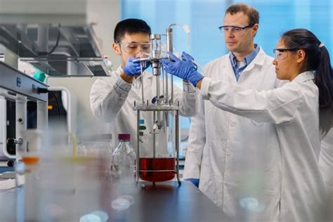 Chemical Engineering Degree With Mba by Molecule Makers Mit News
