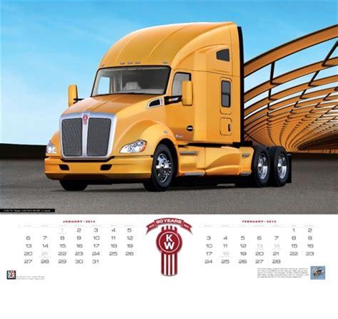 kenworth calendar 2013 kenworth calendar offers images of the s
